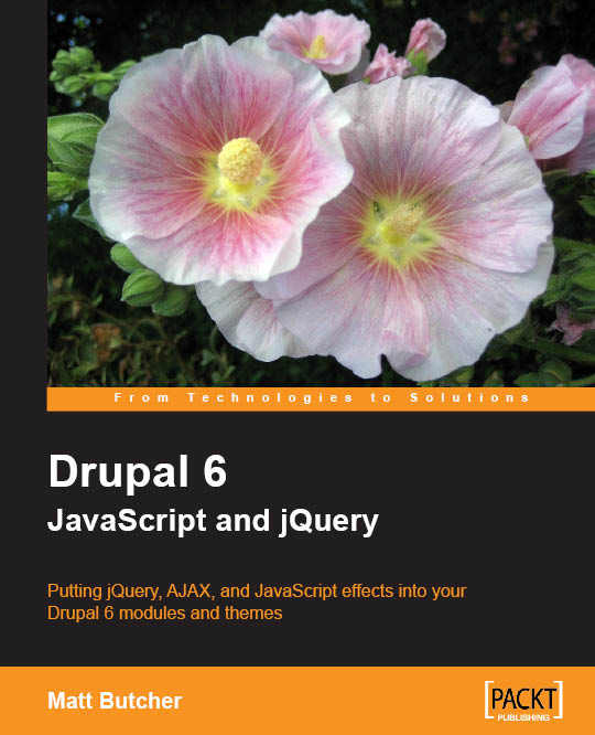 A good Book for Drupal 6 and JQuery